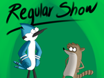 Regular Show by Mariofan10