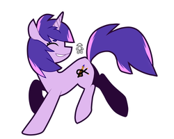 Violet Techie by picklesquidly101