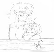 Mother's Day 2012: Thundercats by Yoruhoshi