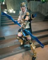 Ashe League of Legends Cosplay by Missyeru
