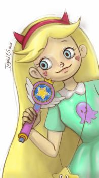 Star Cell by GadyBICS