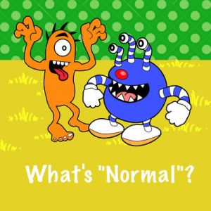 What's Normal? by Spectrallynx