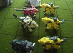 A Battlefield for Mini-Zoids by Logical-Crafter
