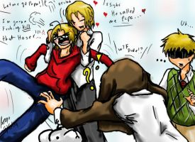 APH-In Which Canada Snaps- by AnimaBaya