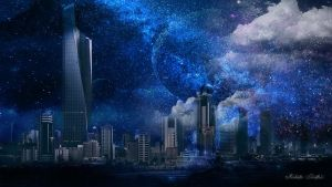 When the city sleeps by toinfinity18