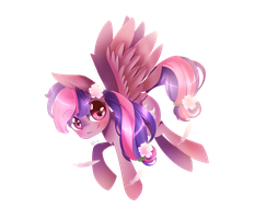 Art Trade: Moonlight Blossom by Ariida-chi