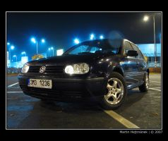 VW Golf vo.1 by H8me-CZ