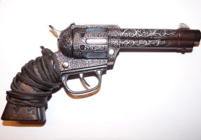 Western Pistol 2 by Red-Weaponry
