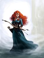 Older Merida by Rechka