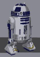 R2-D2 by Ger1co
