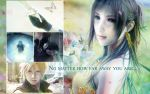 No matter how far away you are by MinasPassion