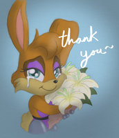 Thank you Christine by ReluctantCat