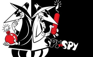 Spy vs Spy by garrett-btm