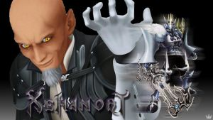 Xehanort. by sinclairion