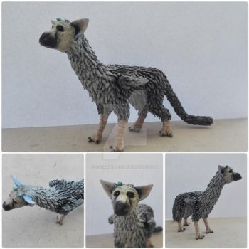 Trico Sculpture by catarinaf101