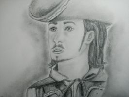 Will Turner by twinkelsparky1