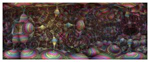Psychedelic Panorama by eccoarts