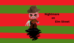 Nightmare On Elm Street by GoddessofSong