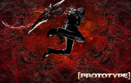 Prototype(WallpaperPack) by ViciousJosh
