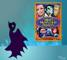Cloaked Critic Reviews Mad Monster Party by TheUnisonReturns
