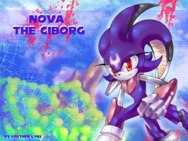 Nova Ciborg Wallpaper by MEISerenade