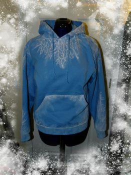Jack Frost hoodie by starlit-creations