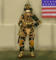 MARSOC kit by HollywoodMarine2171