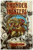 Thunder Hunters, J.v. Hoolbrook Sketchbook by MANSYC