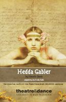 Theatre Poster - Hedda by johnsoko3236
