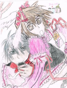 Vampire Knight by Mei-chan6