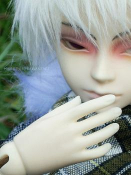 BJD: High and might color by Nashirah