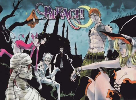 Bleach - Wallpaper by Archangel-PT