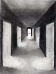 The Dark Passageway by StarvingArtistKei