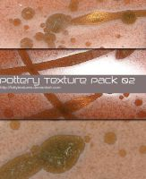 Pottery texture pack 02 by kittytextures