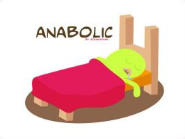 Doodle: Anabolic by an-urb