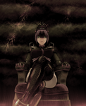 The Blackthorn Throne by Saffireprowler