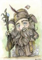 Radagast by kehchoonwee