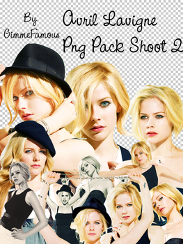 Avril Lavigne Png Pack Shoot 2 by GimmeFamous