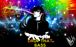 Drop The Bass by wittch