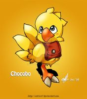 Chocobo by Catrin47