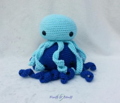 Ocean Blue Octo Cuties by SailorMiniMuffin