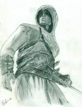Assassin's creed by kleopetra007