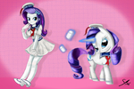 Stay Puft Rarity by Shogundun