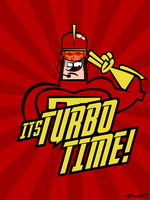It's Turbo Time! by Cool-Hand-Mike