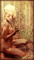 Shannon In The Mud by Jiel