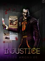 INjustice Joker by NHKkyo