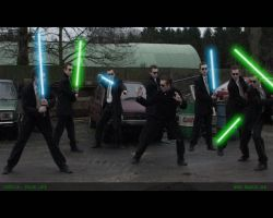 Star Wars - Matrix spin-off by Cascador