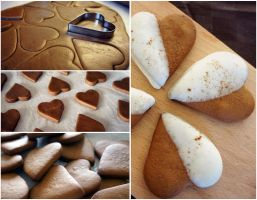 Gingerbread by pandrina