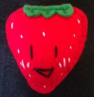 Strawberry by KellyCurly