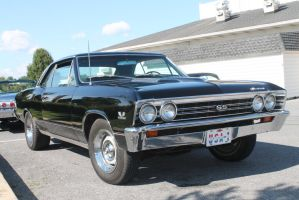 Chevrolet Chevelle SS 396 by SwiftysGarage